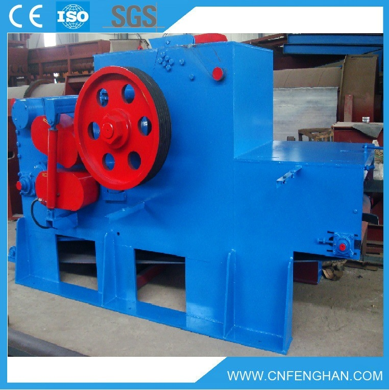 Ly-318 20-25t/H Forest Industrial Drum Wood Chipping Crusher Chipper