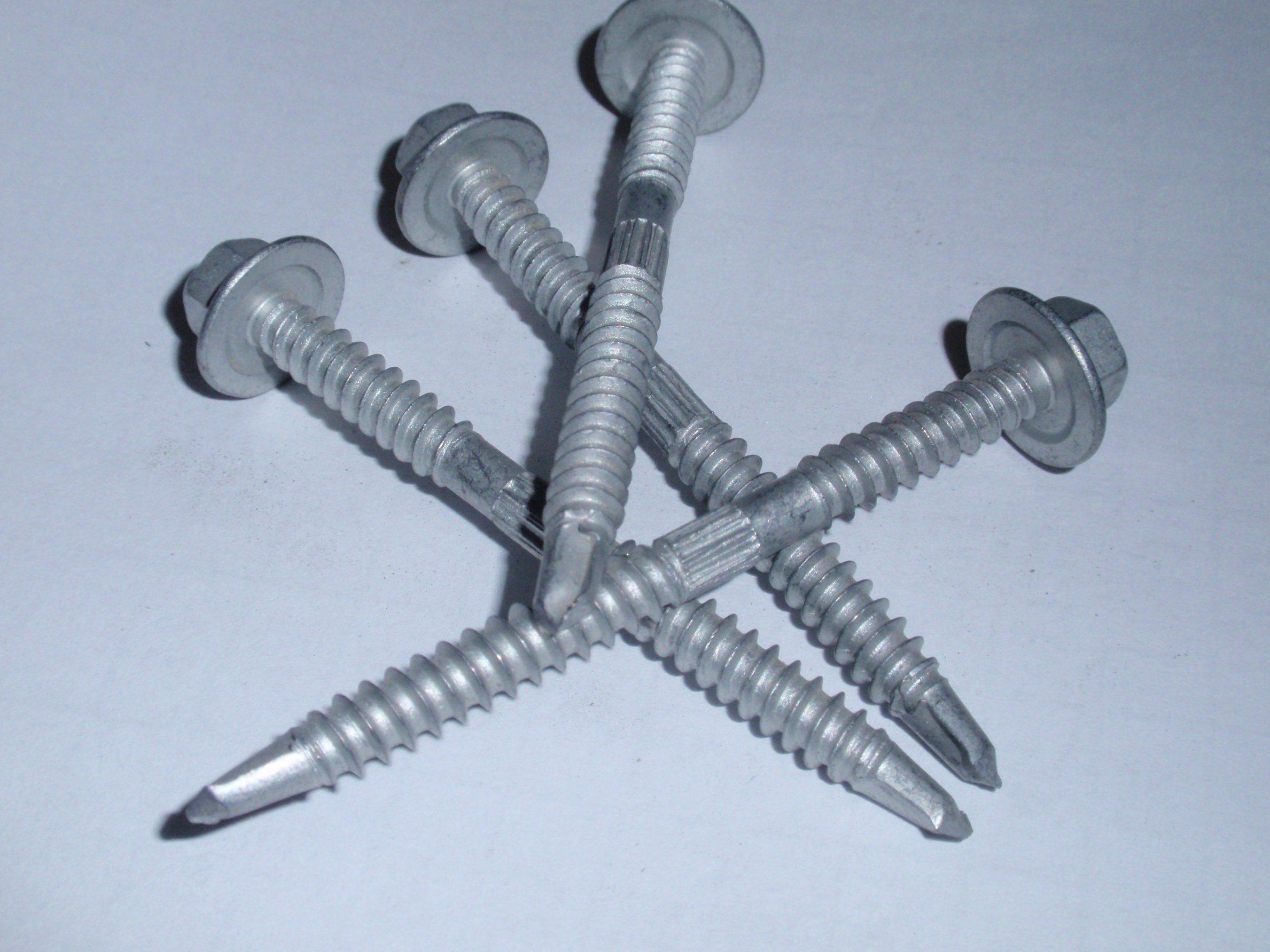 Hex Flange Head Self Drilling Screw