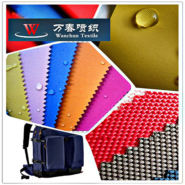 F/R W/R Polyester Oxford Fabric for Tent and Bag