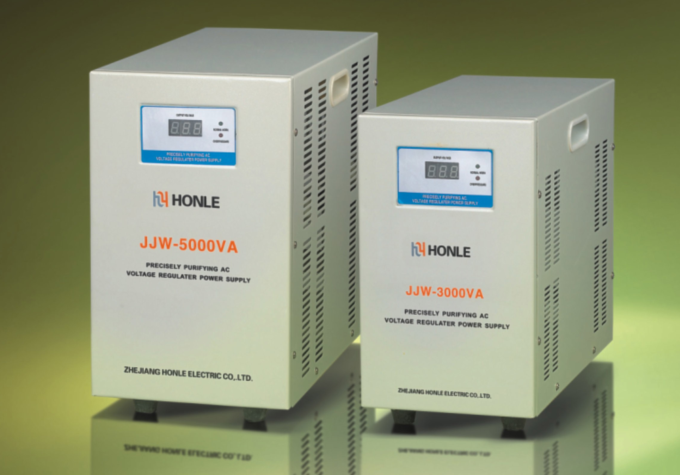 Jjw Series Precision Pruifying Single-Phase AC Stabilizer