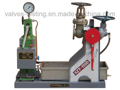 Quality Test Bench China Supplier Offline Valves′ Quality Test Bench