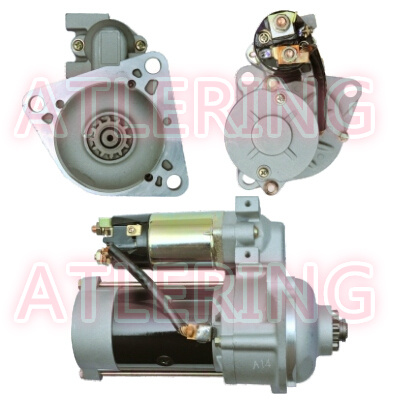 24V 12t 4.5kw Ccw Starter Motor for Mitsubishi M2t7800