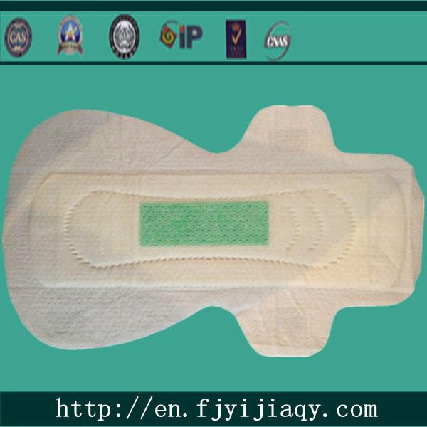 280mm Night Use Ultra Thin Anion Chips Sanitary Pads