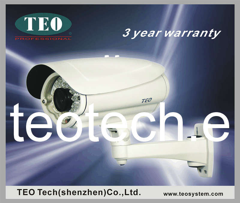 Outdoor Audio Video Wireless Security Camera Infrared CCTV Night