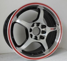 Aftermarket Alloy Wheel (KC516)