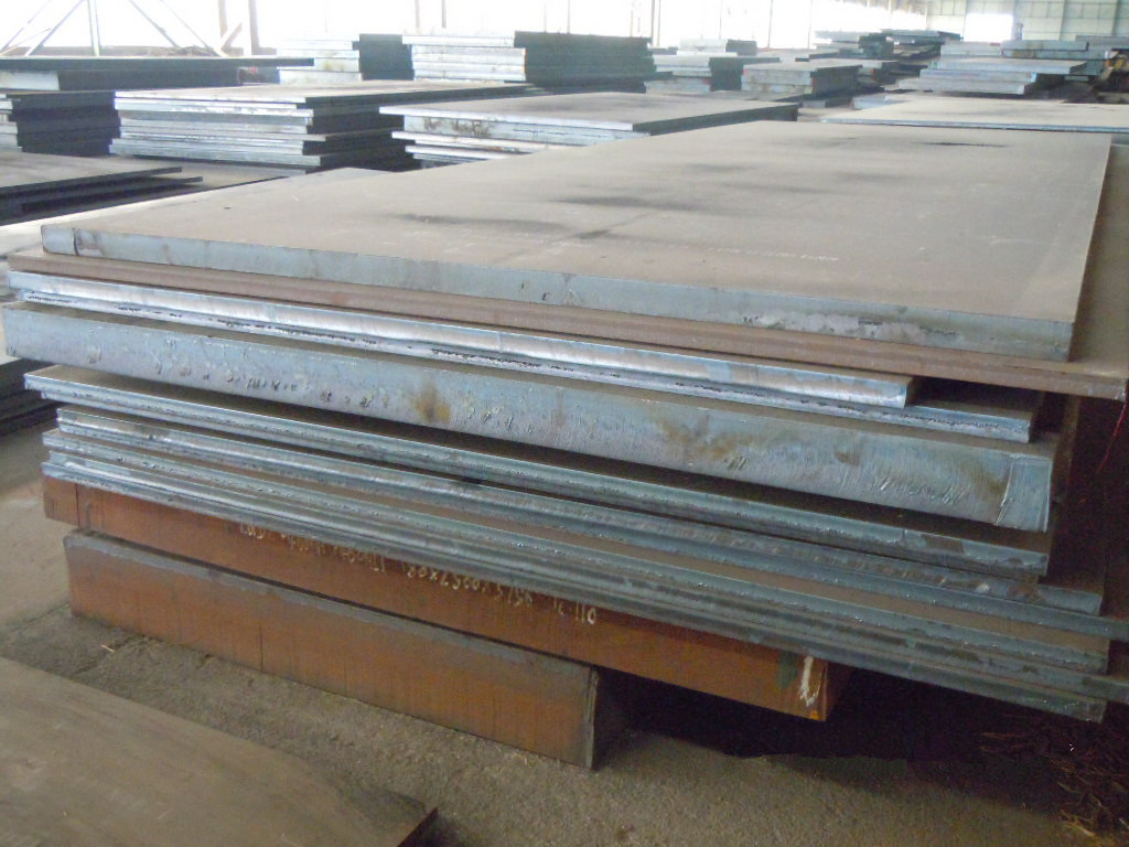 Boiler and Pressure Vessel Steel Plate A285grc