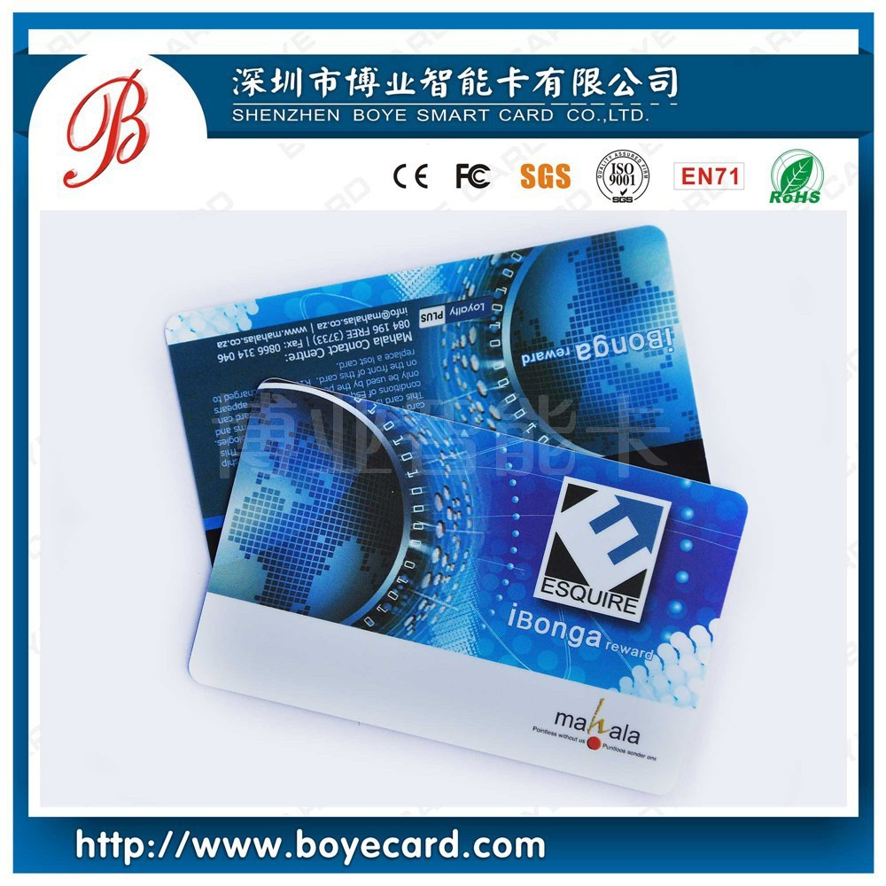 Custom PVC Plastic Card