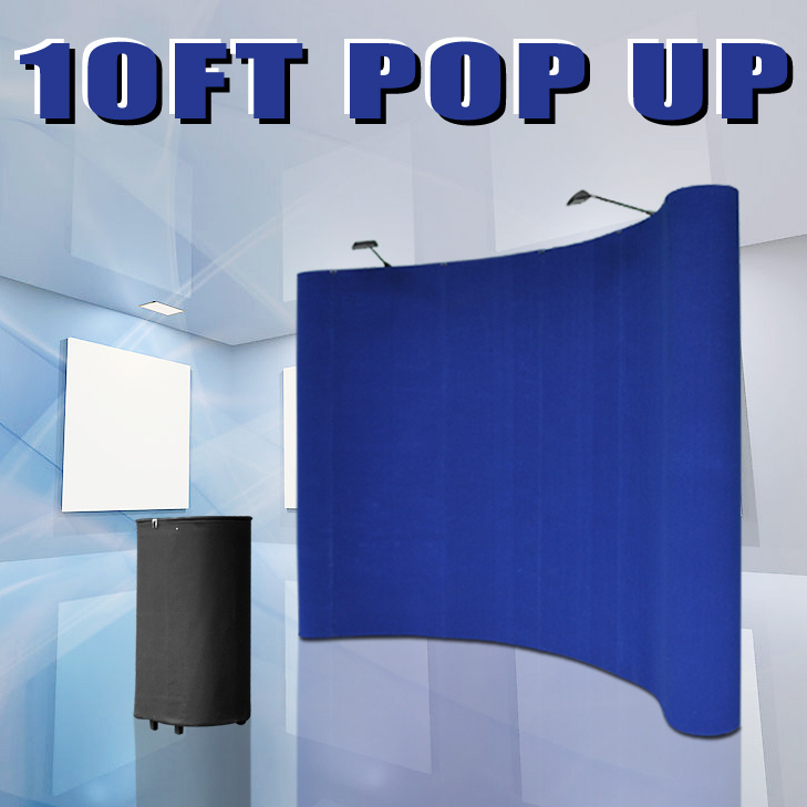 Fabric Pop Up Exhibition Stands : China fabric pop up display lw