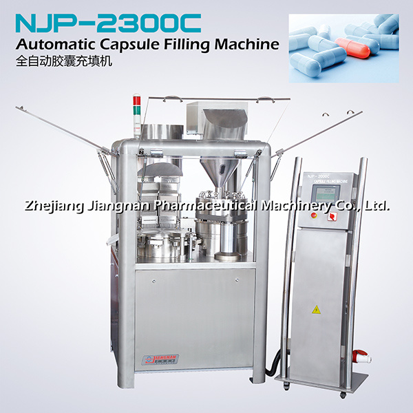 Automatic Capsule Filling Machine (NJP-2300C)