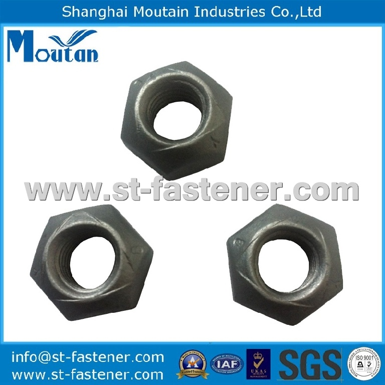 DIN980V Geomet Nuts with Grade 8