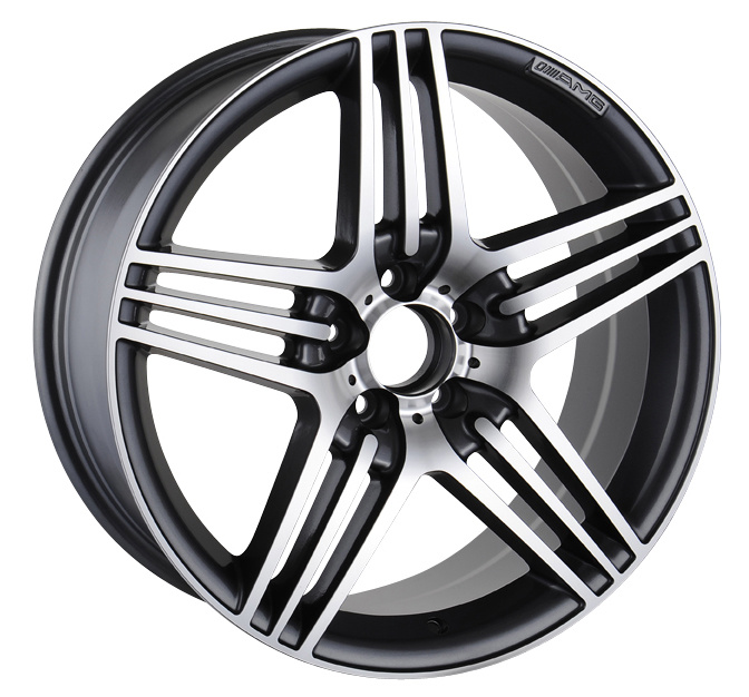 Replica for Mercedes-Benz Alloy Wheel (BK146)