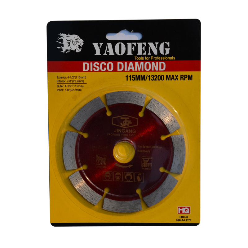 Diamond Saw Blade for Dry Cutting