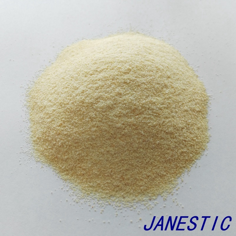 Dehydrated Garlic Granules Without Roots of Mesh 40-80