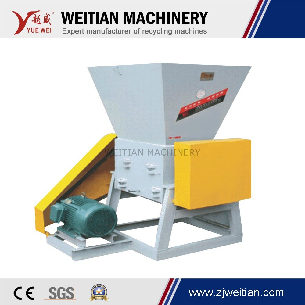 Pet Bottle Plastic Rubber Crusher Crushing Machine Swp500ay-6