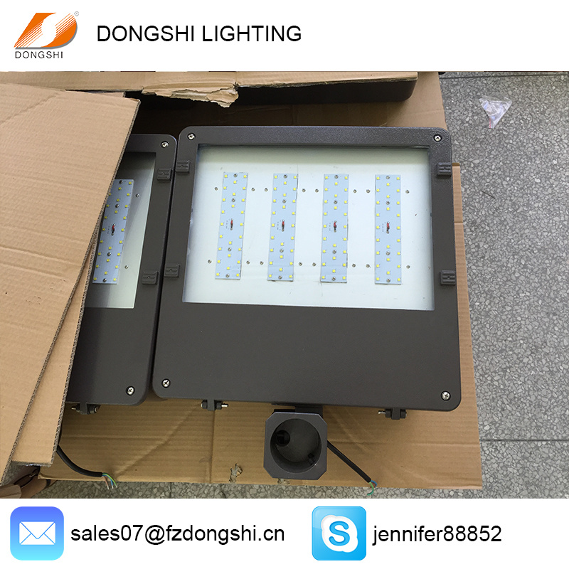 120W Shoe Box LED Street Light for Parking Lot