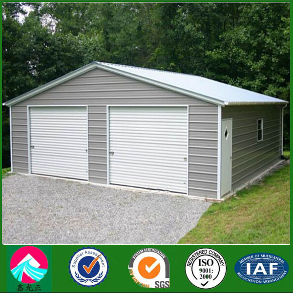 Large Span Canopy/Carport/Garage Steel Structure