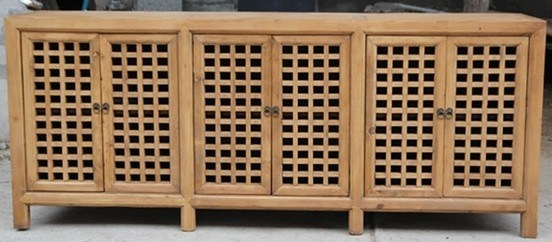 Chinese Antique Furniture, Old Buffet (LWC452)