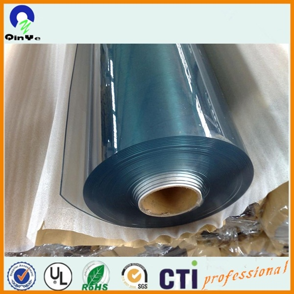 China Manufacturer 6p Standard PVC Film