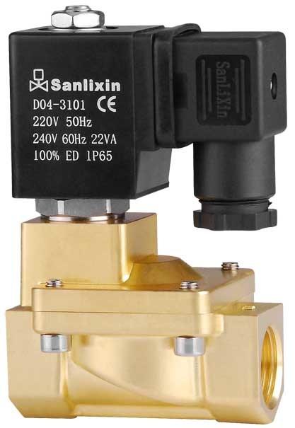 Solenoid Valve Ventilator Solenoid Valve For Ventilation