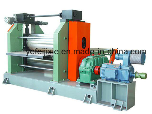Open Mixing Mill/ Rubber Machinery/Rubber Mixing Mill