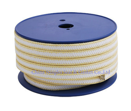 PTFE with Aramid Fiber in Corners Reinforced Packing