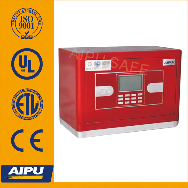 High End Steel Home Safes with Digital Lock (FDX-AD-23-R9 230 X 353 X 200mm)