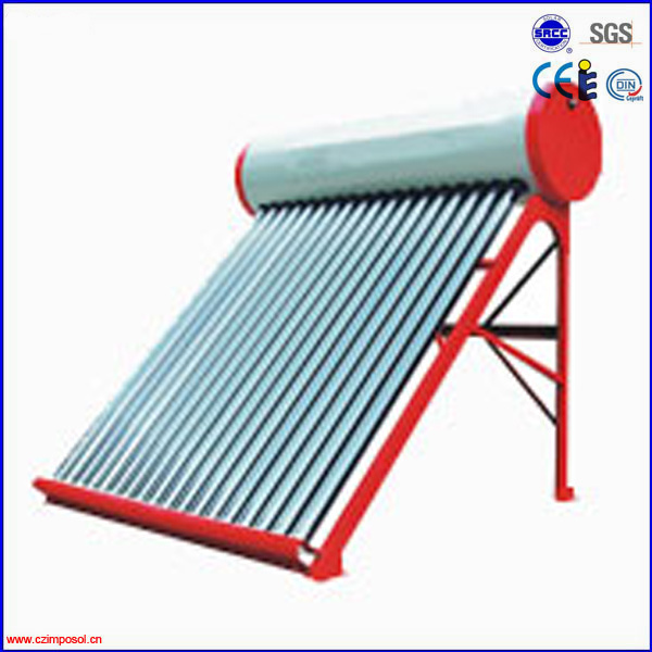 Build Your Own Solar Hot Water Heater