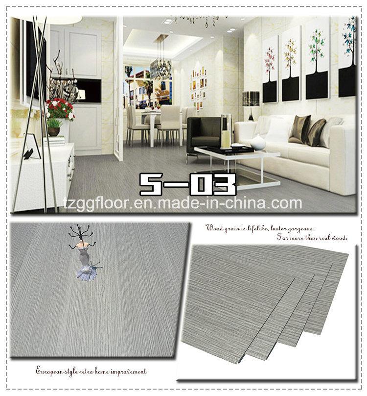 Factory Cheap Wear Resistant PVC Floor Laminate Vinyl Flooring
