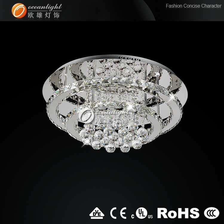 LED Ceiling Light, Crystal Ceiling Light Fittings, China Manufacturer  Om88088r