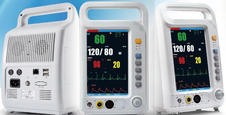 Ow-8000A Patient Monitor, ECG Monitor