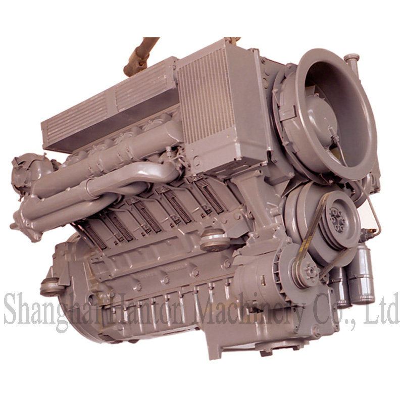 Deutz BF12L413 Air Cooling Generator Drive Mechanical Diesel Engine