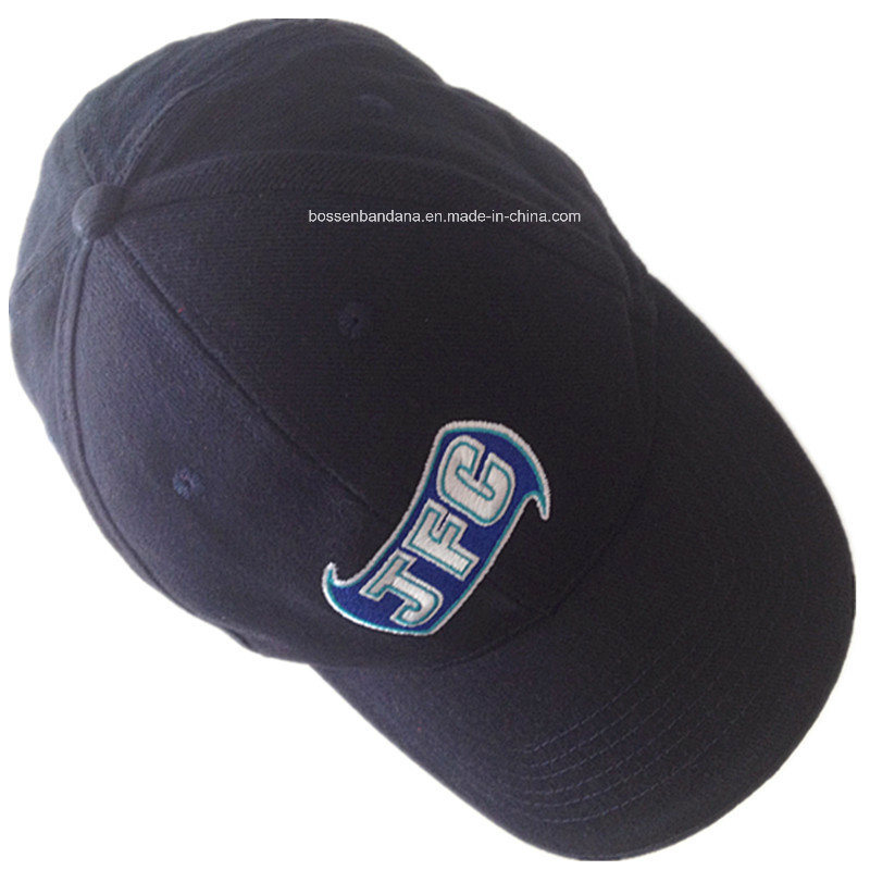 Customized Logo Embroidered Cotton Twill Promotional Sports Baseball Cap