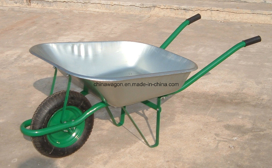 Heavy Duty Concrete Cart Industrial Wheelbarrow