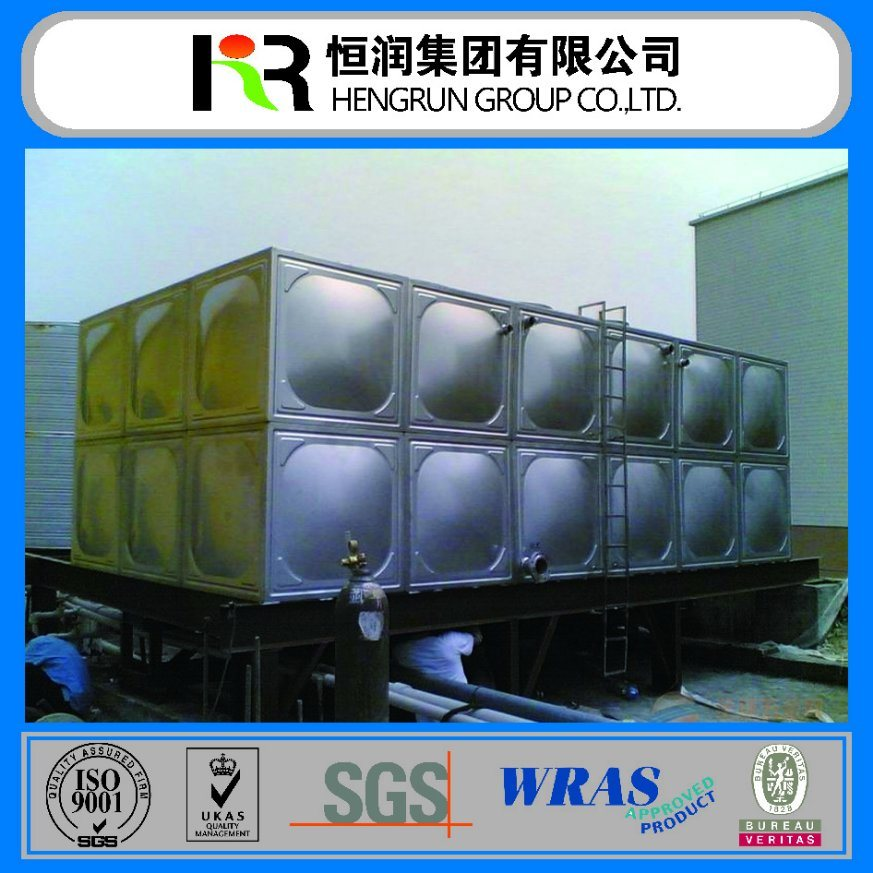 Sectional Water Tank with 1-2000m3