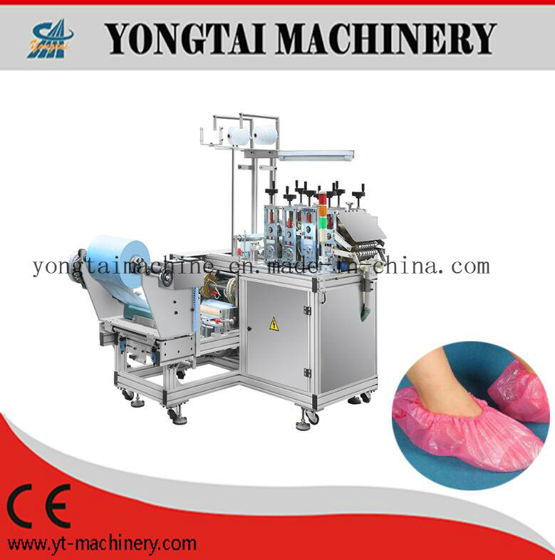 Disposable Sterile Products Shoe Cover Making Machine
