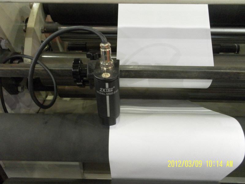 Rtfq-600b Auto Tension Control Aluminium Foil Slitter Cutter Machine