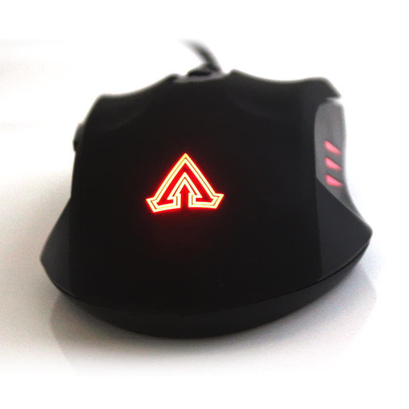Fashionable 6D Wired Game Optical Mouse
