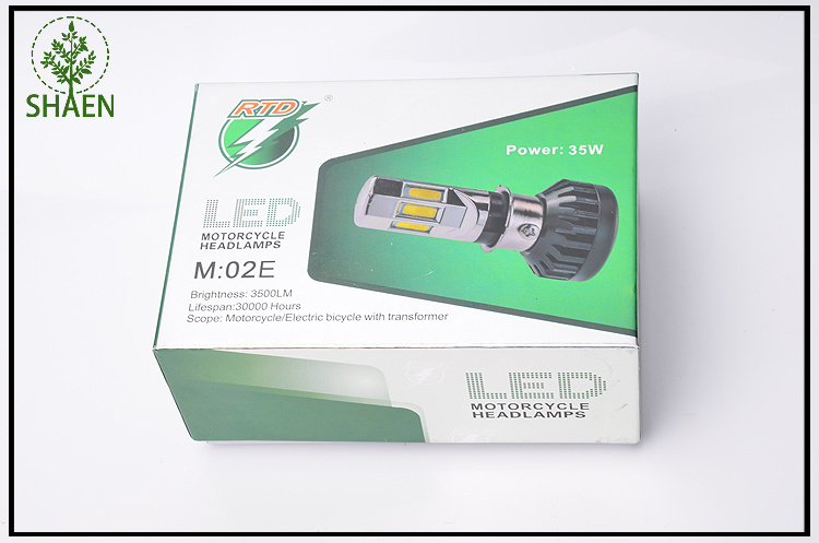 LED motorcycle Headlight 35W 3500lm