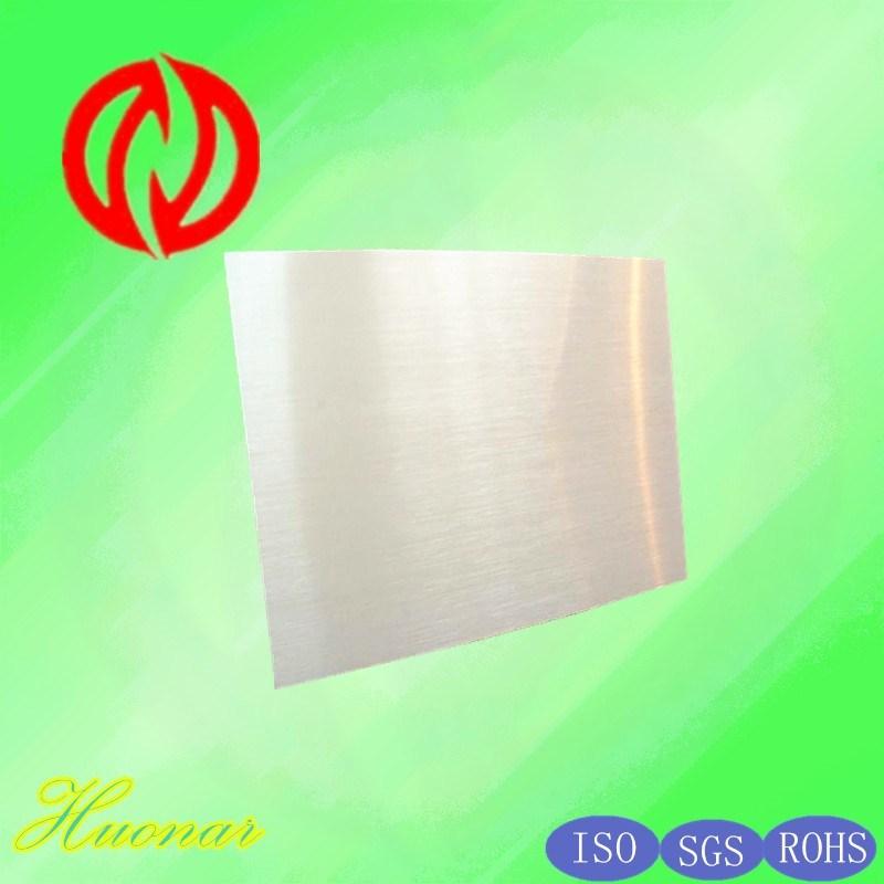 Az31b Az61A Az91d Magnesium Plate Soft Magnesium Sheet Manufacturer 0.5mm-300mm