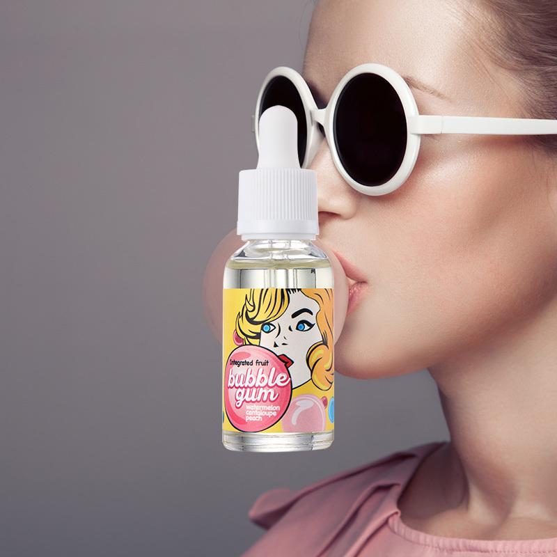 Bubble Gum Flavor E-Cig Liquid, E Juice, E Liquid