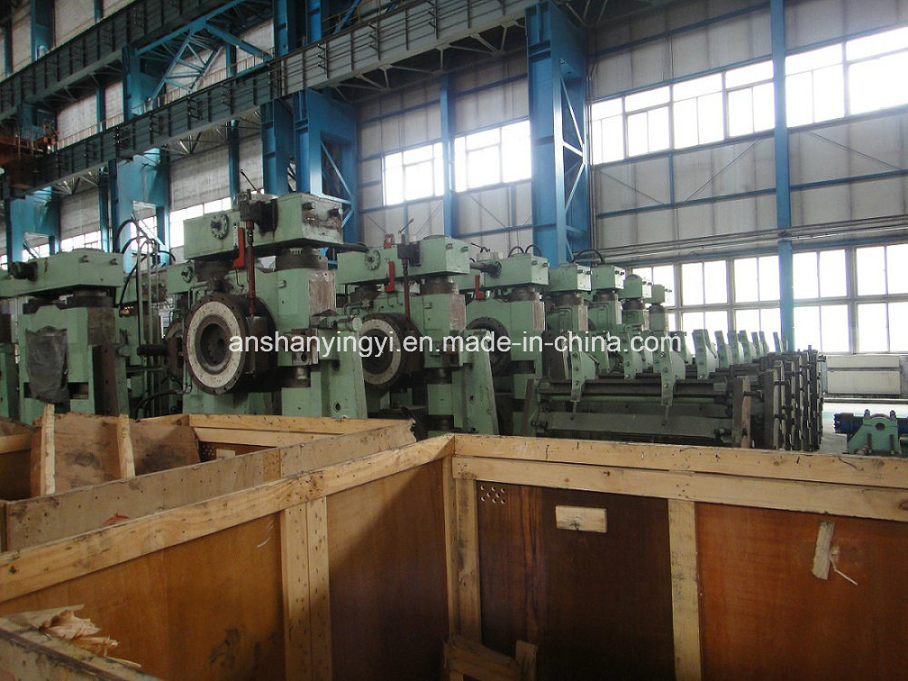 Used Steel Rebar Production Line