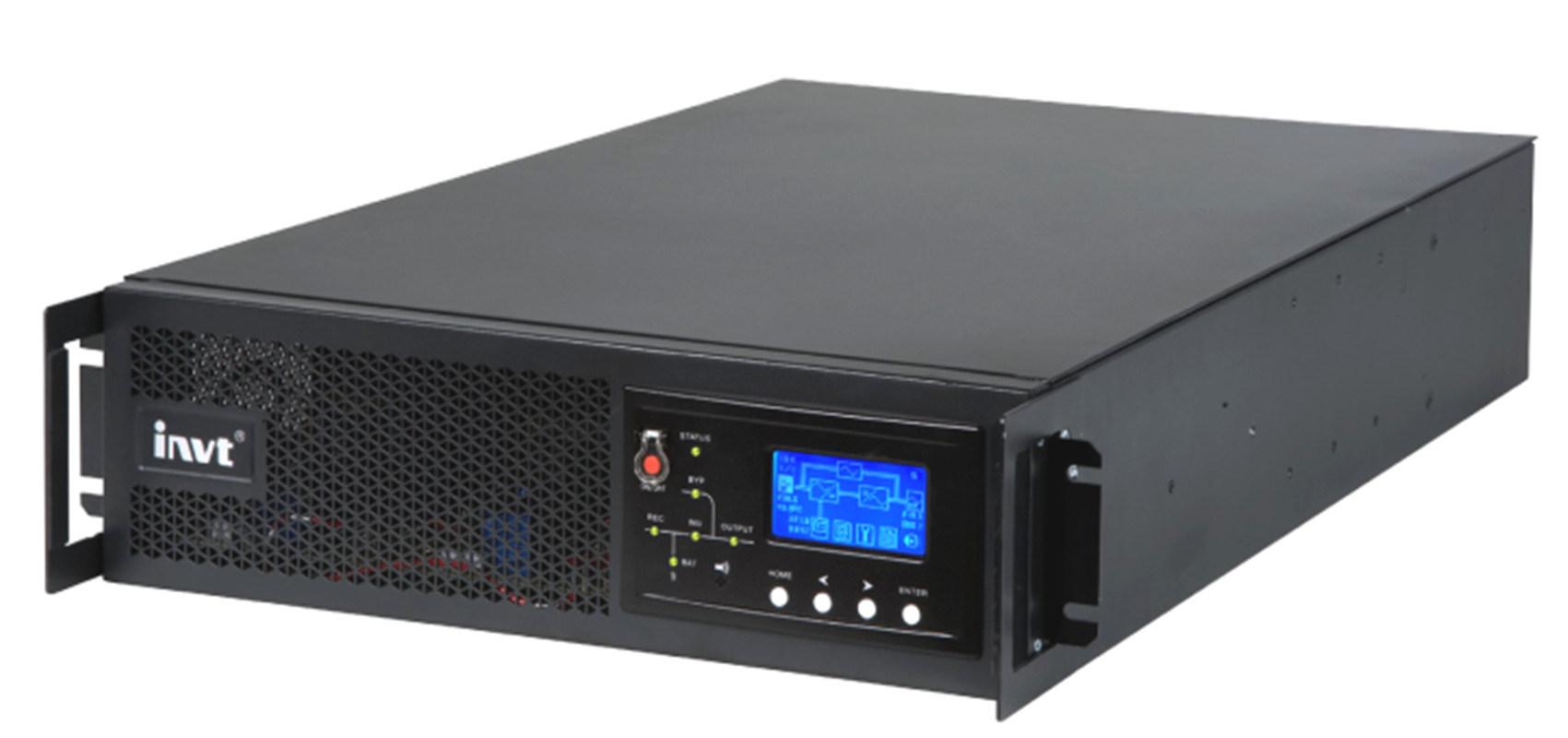 1-10kVA Hr11 Series Rack Online UPS 1-10kVA (220V/230V/240V))