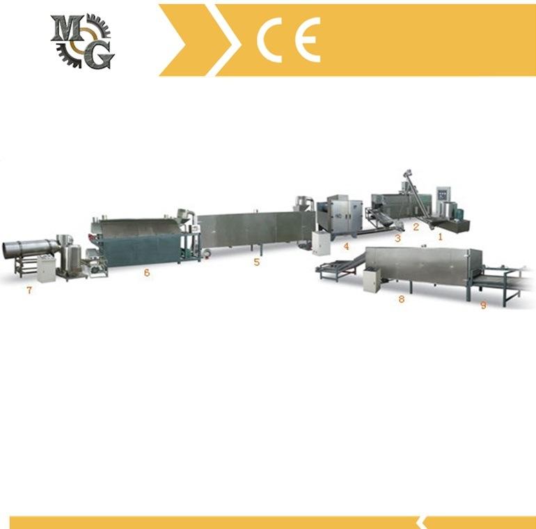 Corn Flaking Machine/Processing Line