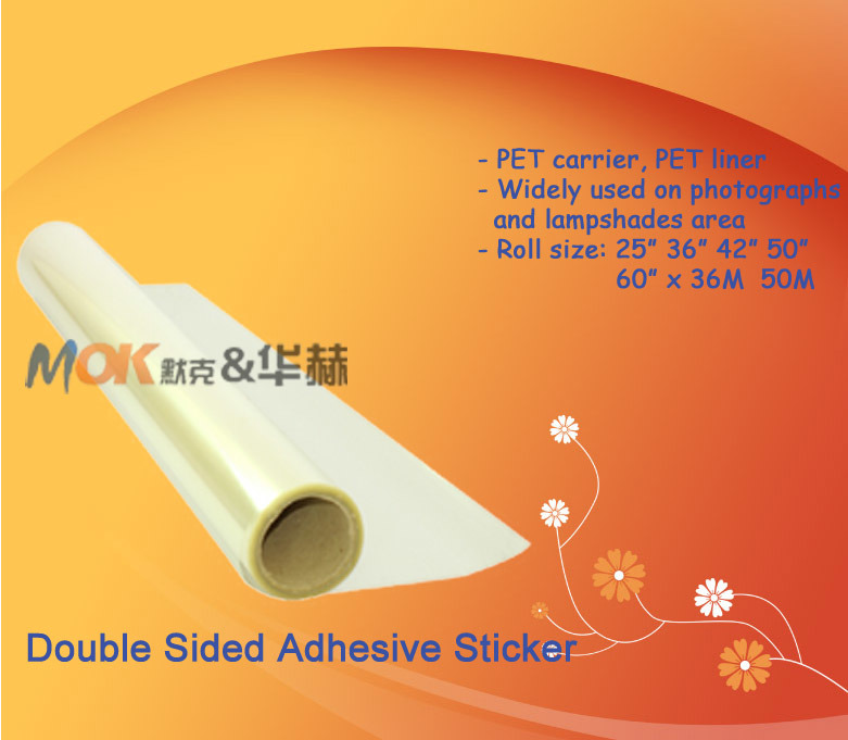 China Double Sided Adhesive Roll China Double Sided