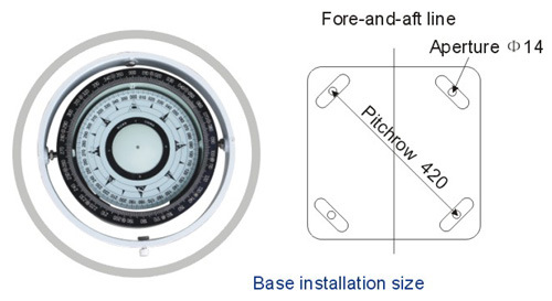 Marine Magnetic Compass - 1