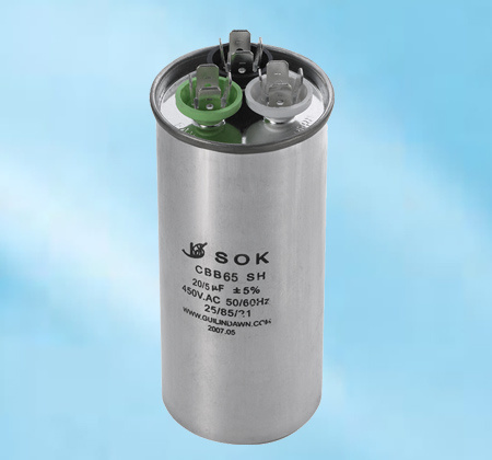 Where can an air conditioner capacitor be purchased?