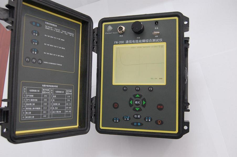 Cable Locators And Fault Finders : China cable fault locator fn