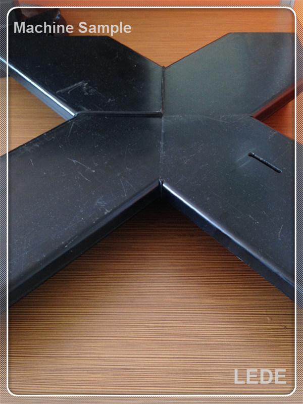 CNC Corner Cleaning Machine for UPVC/PVC Window Door