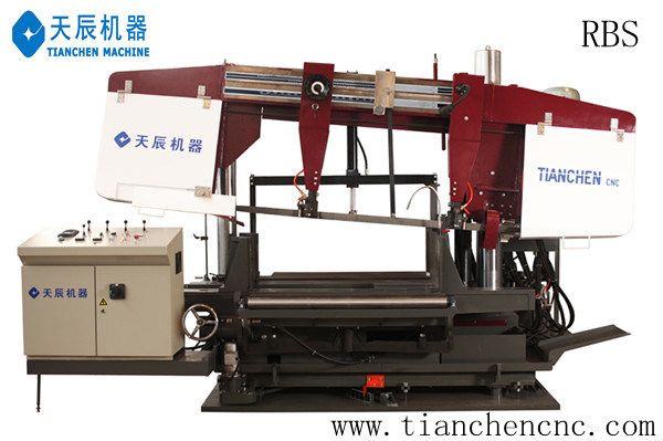 CNC Rotation Angle Band Sawing Machine for H-Beams