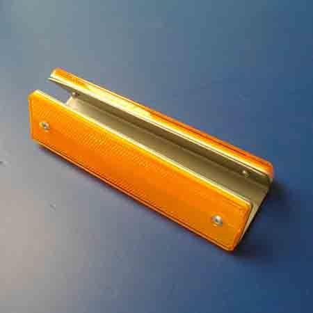 Metal Base Reflective Delineator (RFL-02)